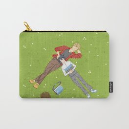Sunbathing Carry-All Pouch