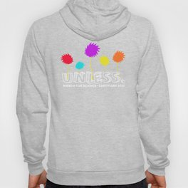 Unless march science Forget Princess earth day 2017 Hoody