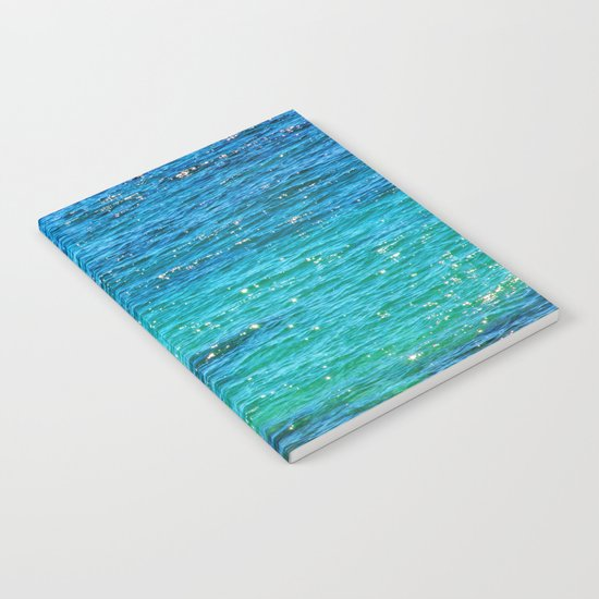 SPARKLE SEA Notebook