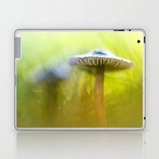 Mighty Marvelous Mushroom.... Laptop & iPad Skin