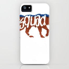 Wolf Squad Life is Strange Sean Cosplay Hoodie iPhone Case