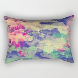 Abstract painting X 0.3 Rectangular Pillow