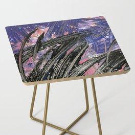 Blue + Purple (MPH) Side Table