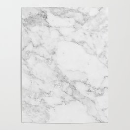 White Marble Edition 2 Poster