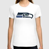 patriots T-shirts featuring Seahawks by loveme