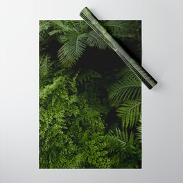 Tropical jungle. Wrapping Paper