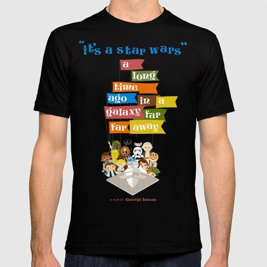 It's A Star Wars T-shirt