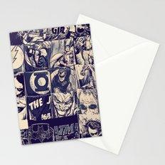 Comic Land Stationery Cards