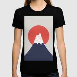 Cat Landscape 30 T-shirt