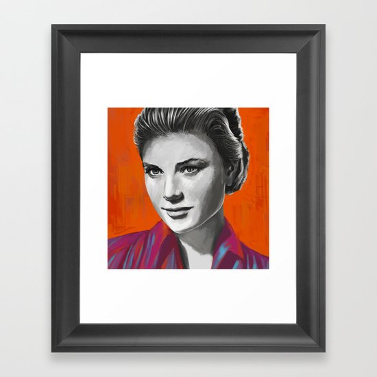 Sensuality Framed Art Print