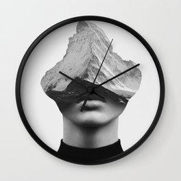 INNER STRENGTH Wall Clock
