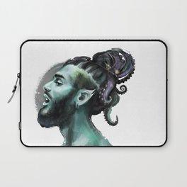 AfroAquaMan Laptop Sleeve