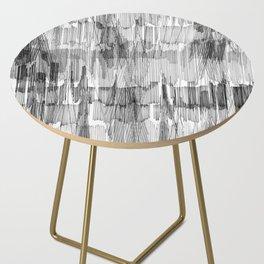 Crossfade Side Table