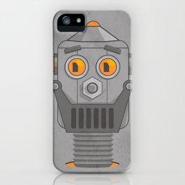 Love my robot iPhone Case