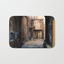 Artistry - Graffiti Wall Bath Mat