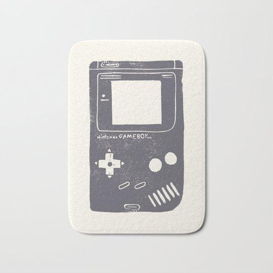 Game Boy Bath Mat