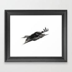 Corvidae Framed Art Print