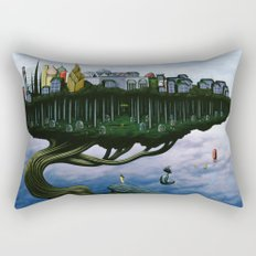The Actuarium Rectangular Pillow