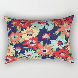Alexa Floral Rectangular Pillow