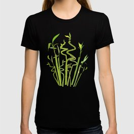 Scattered Bamboos T-shirt