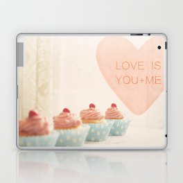 Love is You + Me Laptop & iPad Skin