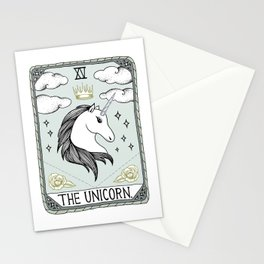 The Unicorn Stationery Cards