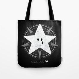 Crying star Tote Bag