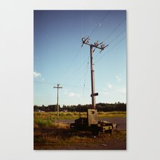 Rural Power Canvas Print