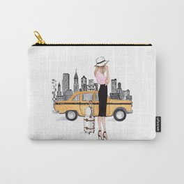 Girl in NYC Carry-All Pouch