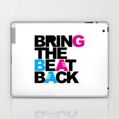 Bring The Beat Back Rave Quote Laptop & iPad Skin