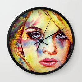 Jemma (VIDEO IN DESCRIPTION!) Wall Clock
