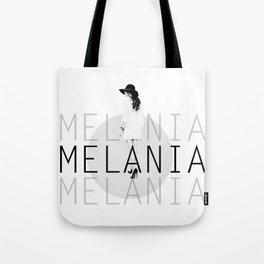 Melania Trump Tote Bag