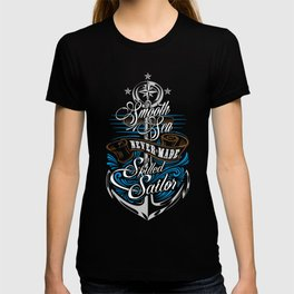 Skilled Sailor T-shirt