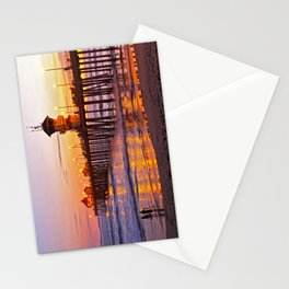 HB Sunset Picture Takers Stationery Cards