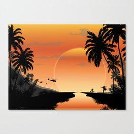 NAM 1 Canvas Print