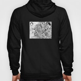 Mouth Drip Hoody