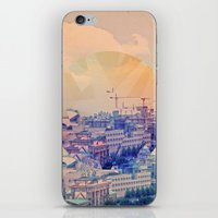 berlin iPhone & iPod Skins featuring berlin by Marco Puccini