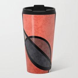 Full moon , abstract Travel Mug