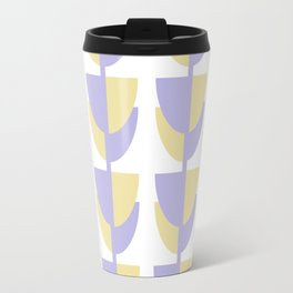 Tulips In Spring Time - Lavender and Lemon Travel Mug