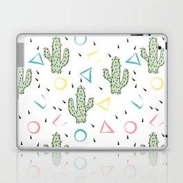 Cacti. Abstract modern узор2 Laptop & iPad Skin