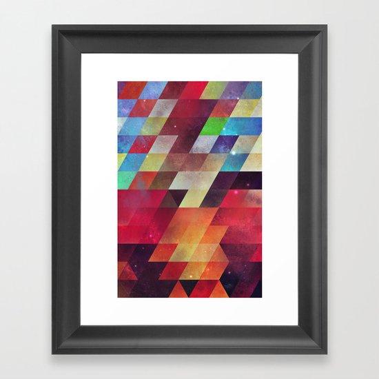 cyrryts Framed Art Print