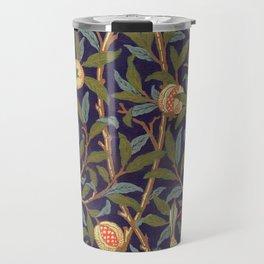 William Morris Bird And Pomegranate Travel Mug