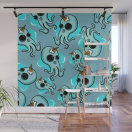 Cute Stuff Unicorn Octopus Wall Mural