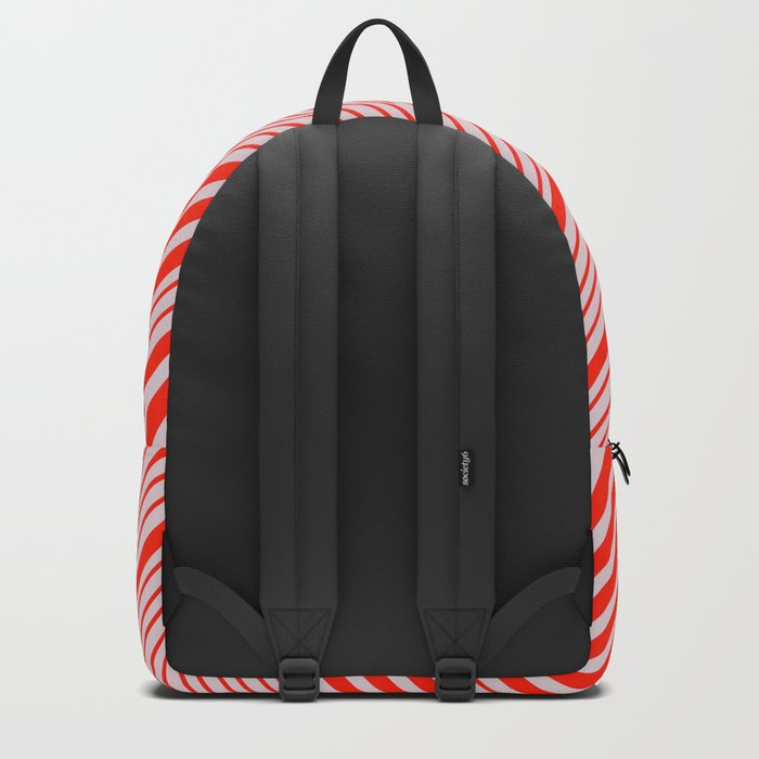Lovely Stripes Backpack