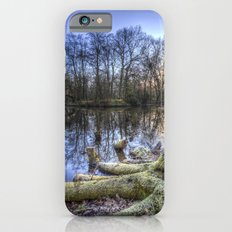 The English Morning Frosty Pond Slim Case iPhone 6s