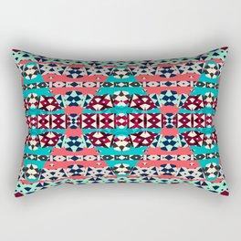 Mix #252 Rectangular Pillow