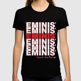 Feminist Smash the Patriarchy T-shirt