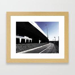 Bridge 58 Framed Art Print