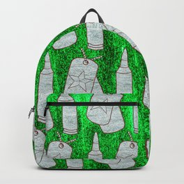 Army Inspired Icons Set 1 Backpack