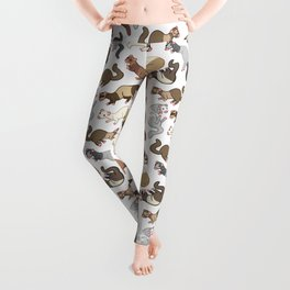 Furry Friends Leggings